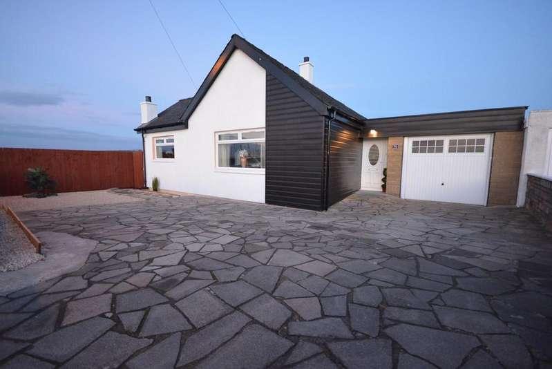 4 Bedrooms Detached Bungalow for sale in Sorn Road, Auchinleck, Cumnock, KA18