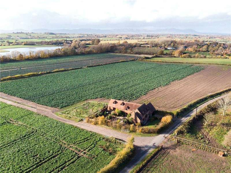 4 Bedrooms Detached House for sale in Bow Lane, Ripple, Tewkesbury, Worcestershire, GL20