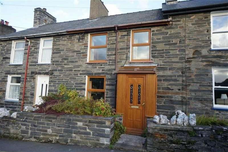 2 Bedrooms Terraced House for sale in Benar Terrace, Dolwyddelan, Betws Y Coed