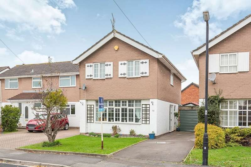 3 Bedrooms Detached House for sale in Forester Road, Portishead, Bristol, BS20