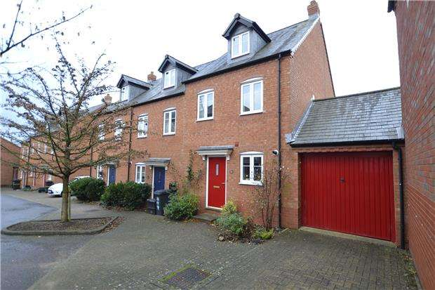 3 Bedrooms End Of Terrace House for sale in Blandamour Way, Bristol, BS10 6WE