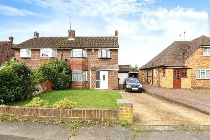 3 Bedrooms Semi Detached House for sale in Hazell Way, Stoke Poges, Buckinghamshire, SL2