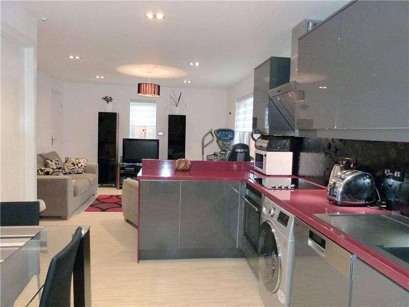 2 Bedrooms Maisonette Flat for sale in Macbeth Court, Warfield, Berkshire, RG42