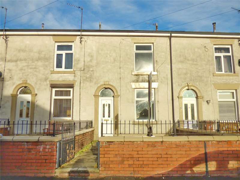 2 Bedrooms Terraced House for sale in Filbert Street, Watersheddings, Oldham, Greater Manchester, OL1