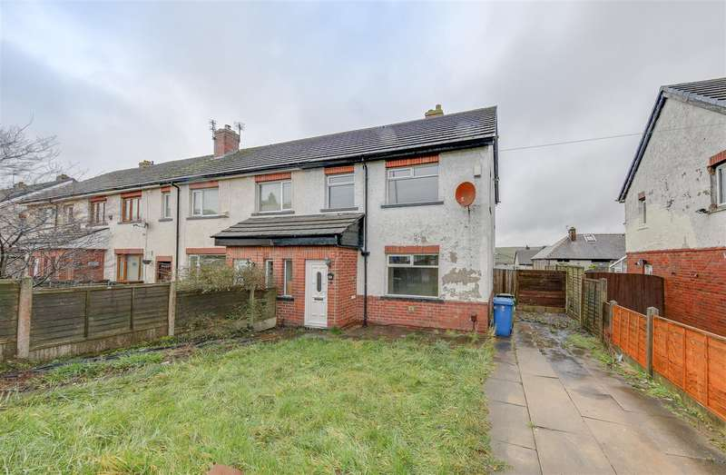 3 Bedrooms End Of Terrace House for sale in Pennine Road, Bacup, Rossendale