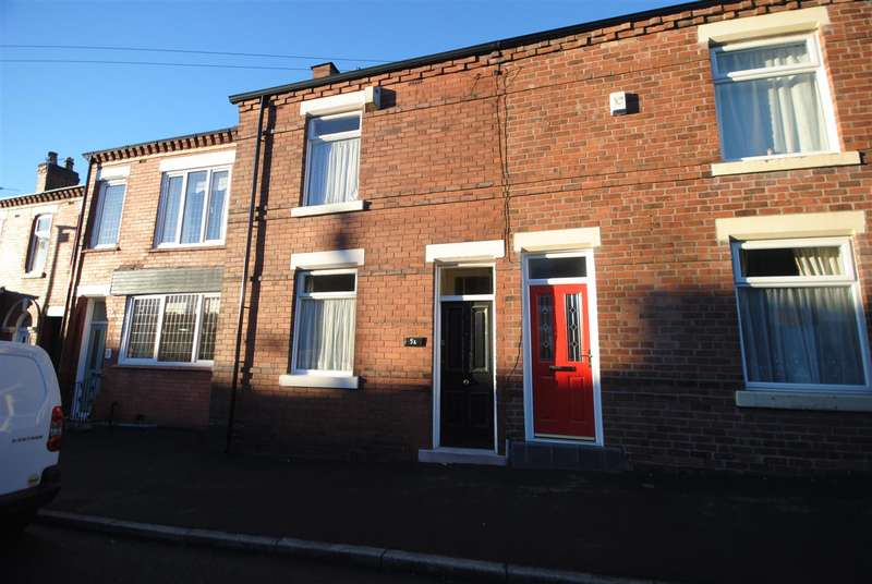 3 Bedrooms Terraced House for sale in Shaw Street, Swinley, Wigan