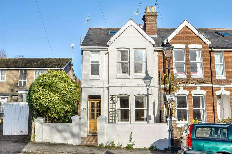 3 Bedrooms End Of Terrace House for sale in Arthur Road, Winchester, Hampshire, SO23