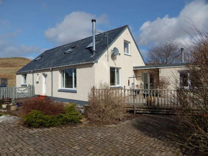 5 Bedrooms Detached House for sale in Portree Road, Dunvegan, Isle of Skye IV55