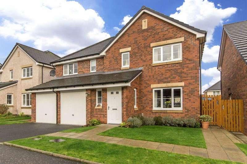 5 Bedrooms Detached House for sale in 40 Eilston Loan, Kirkliston, EH29 9FL