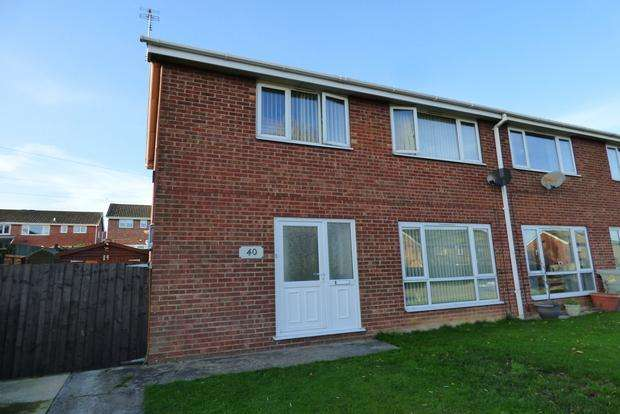 3 Bedrooms End Of Terrace House for sale in Arundel Drive, Louth, LN11