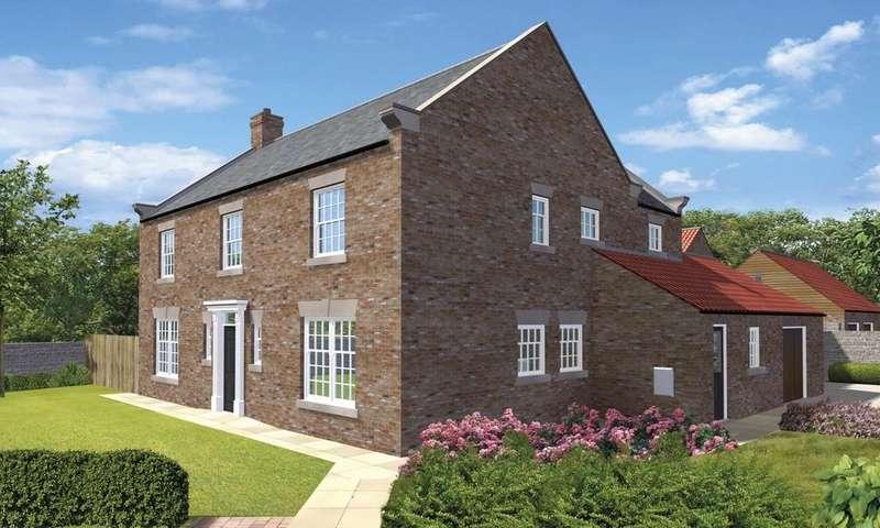 5 Bedrooms Detached House for sale in Goldsborough, Near Knaresborough