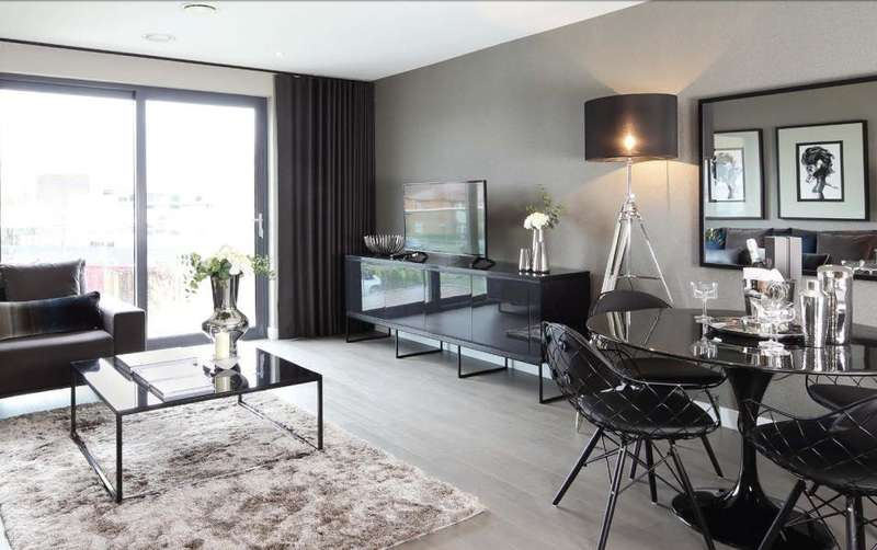 2 Bedrooms Apartment Flat for sale in Colindale Avenue, London, NW9 5HU