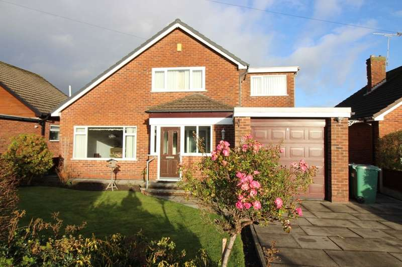 4 Bedrooms Detached House for sale in Belvedere Avenue, Greenmount, Bury, BL8