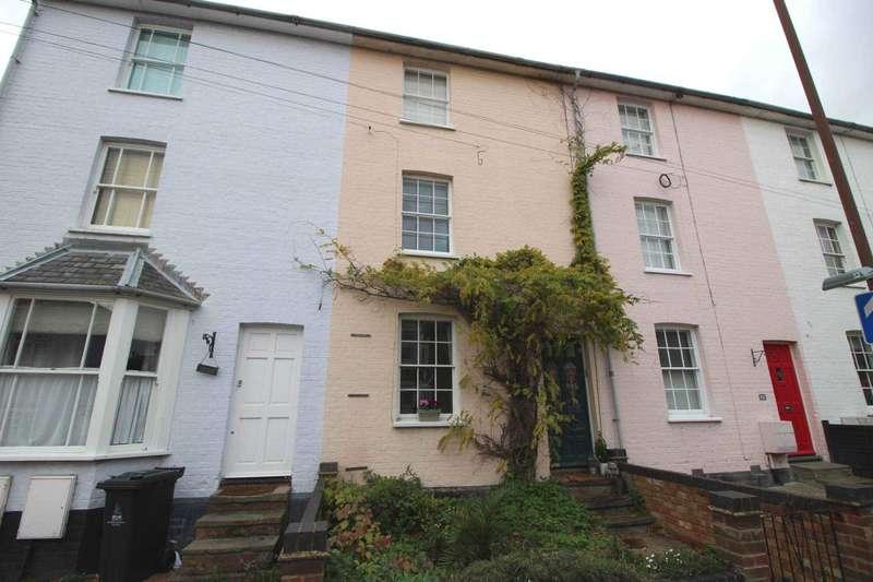 3 Bedrooms Terraced House for sale in Wantz Road, Maldon