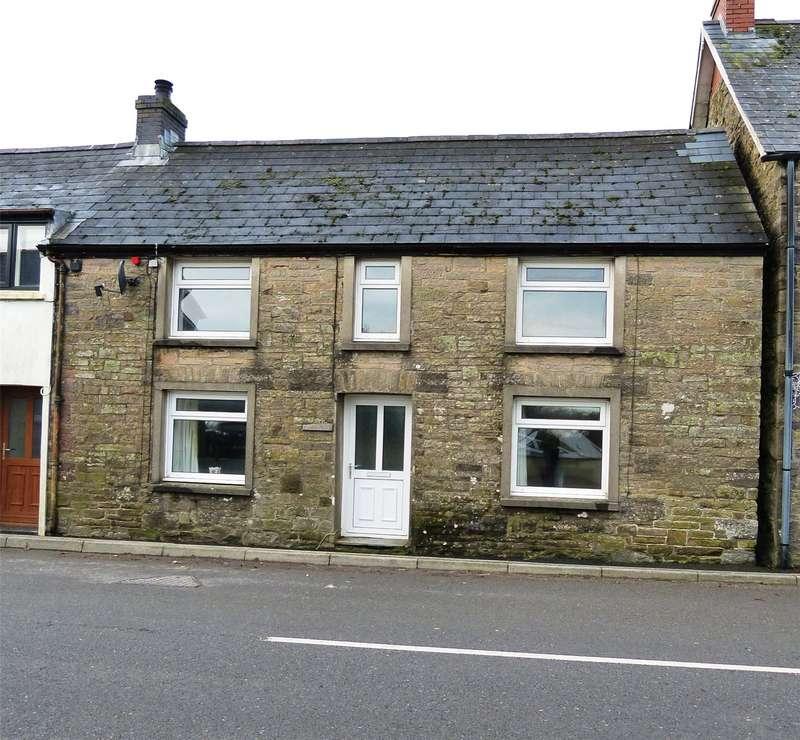 2 Bedrooms Semi Detached House for sale in Preswylfa, Llandissilio, Clynderwen