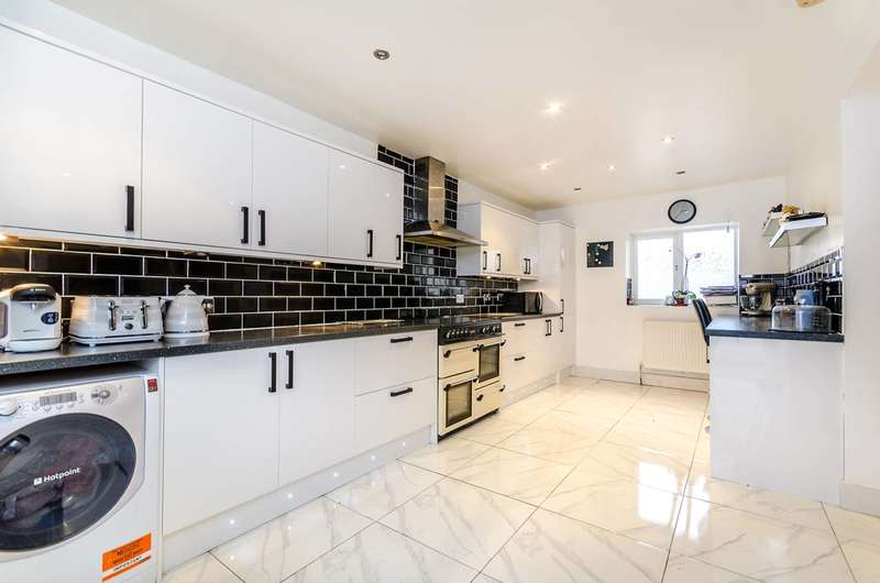4 Bedrooms End Of Terrace House for sale in Edenvale Road, Mitcham, CR4