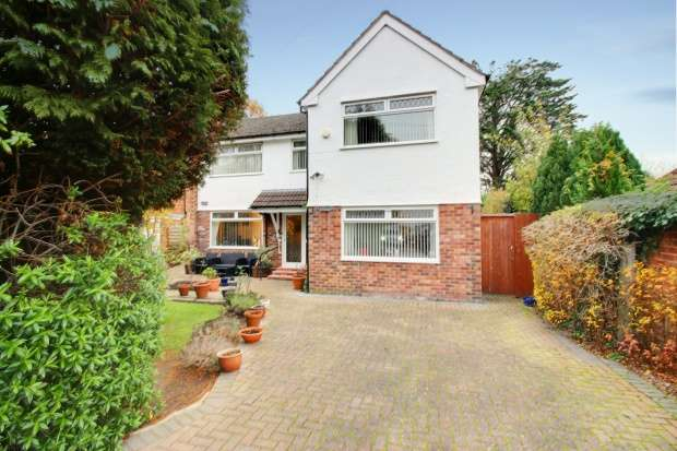 5 Bedrooms Detached House for sale in Concordia Avenue, Wirral, Cheshire, CH49 6JD