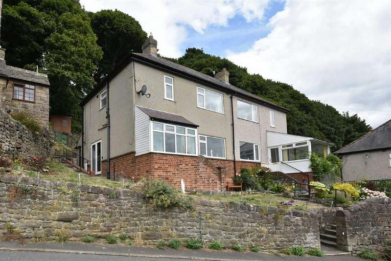 3 Bedrooms Semi Detached House for sale in Farley Hill, Matlock