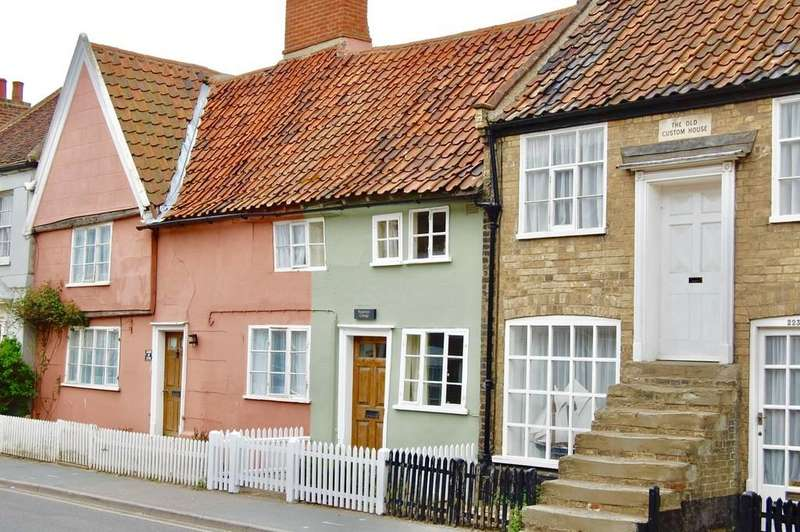1 Bedroom Cottage House for sale in High Street, Aldeburgh