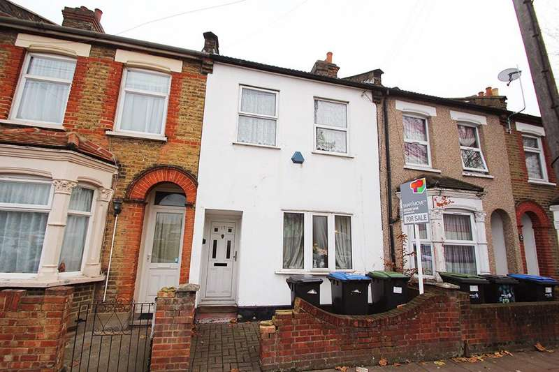 2 Bedrooms Terraced House for sale in ST Martins Road, Edmonton, N9