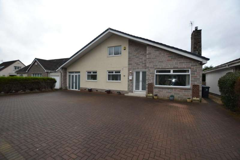 5 Bedrooms Detached House for sale in Berry Drive, Irvine, North Ayrshire, KA12 0LY
