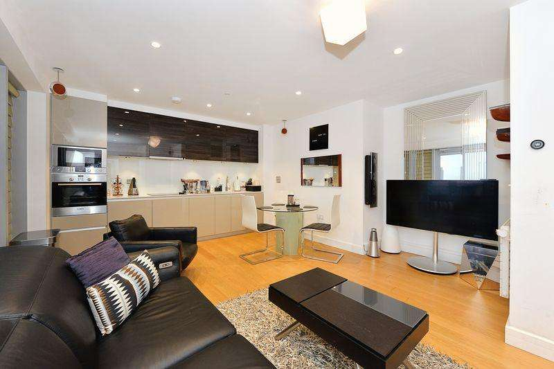 2 Bedrooms Apartment Flat for sale in The Vermilion, Canning Town, E16