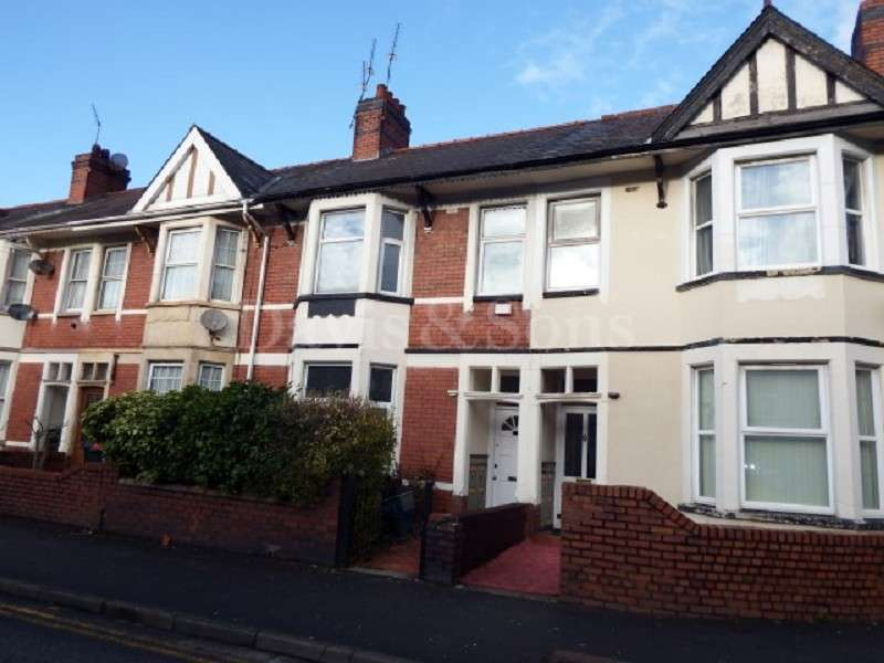 4 Bedrooms Terraced House for sale in Chepstow Road, Newport. NP19 8JH