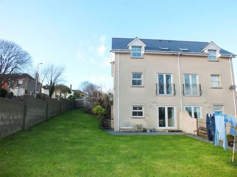 4 Bedrooms Semi Detached House for sale in Romilly Crescent, Hakin, Milford Haven