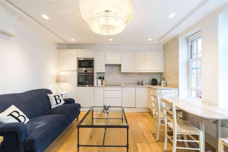 1 Bedroom Flat for sale in Mitford Building, 10 Dawes Road, Fulham Broadway, Fulham, SW6