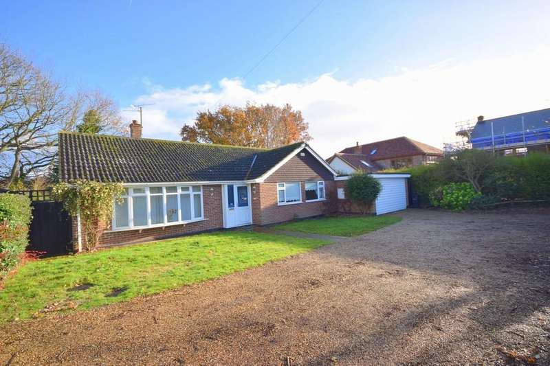 4 Bedrooms Detached Bungalow for sale in Birches Walk, Galleywood, CM2 8TZ