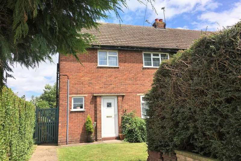 3 Bedrooms Semi Detached House for sale in Main Street, Grimston
