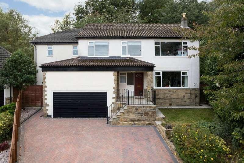 4 Bedrooms Detached House for sale in Elmete Grove, Roundhay, Leeds