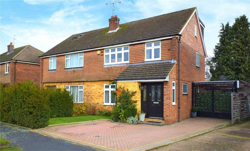 5 Bedrooms Semi Detached House for sale in Westwood Drive, Little Chalfont, Amersham, Buckinghamshire, HP6