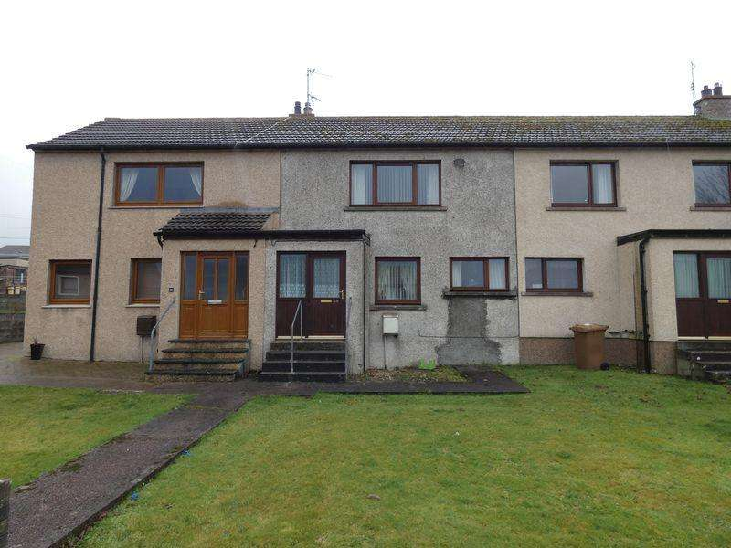 2 Bedrooms Terraced House for sale in Royal Terrace, Thurso