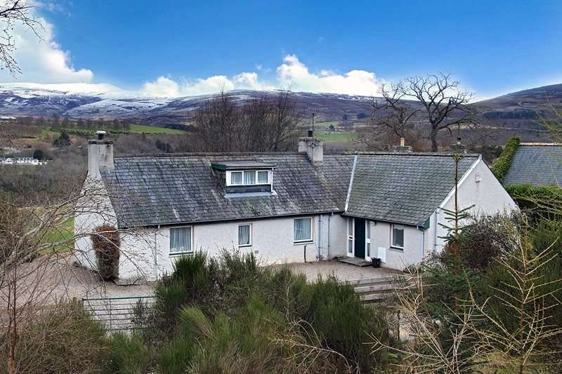 3 Bedrooms Detached House for sale in Drumnagrain, Ballindalloch, Ballindalloch, Moray, AB37