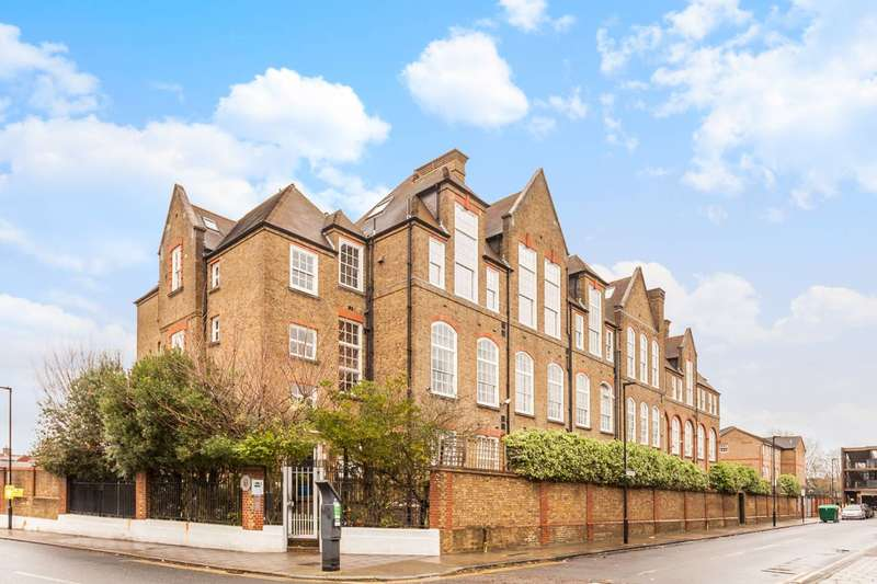 3 Bedrooms Flat for sale in Lyham Road, Clapham North, SW2