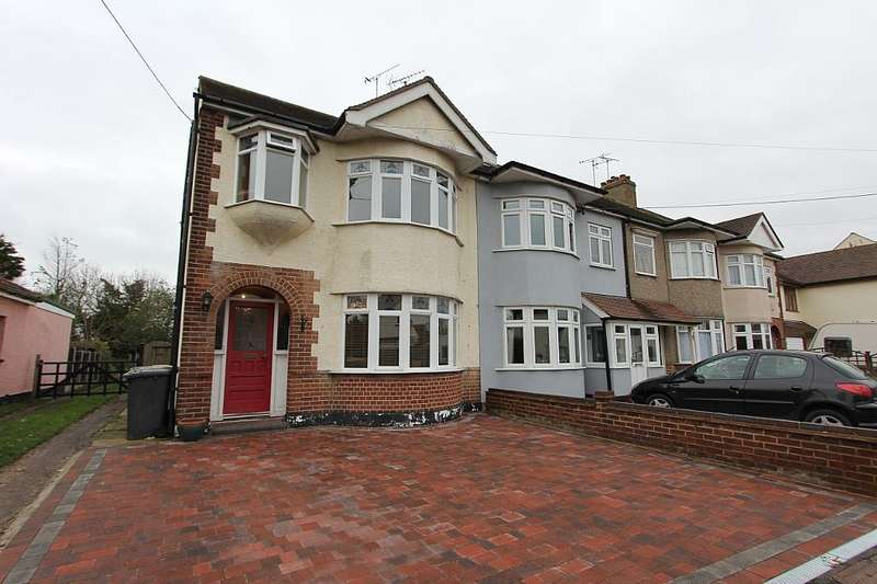 4 Bedrooms End Of Terrace House for sale in Stambridge Road, Rochford, Essex, SS4 1EG