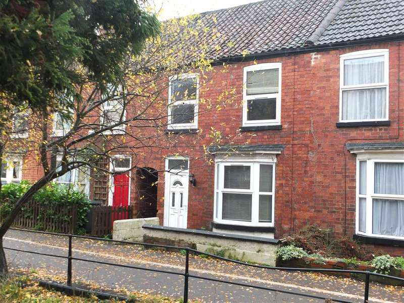3 Bedrooms Terraced House for sale in East Banks, Sleaford