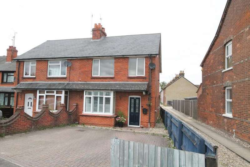 3 Bedrooms Semi Detached House for sale in Kings Road, Newbury, RG14