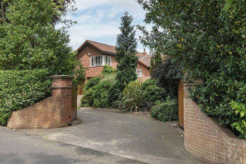 5 Bedrooms Detached House for sale in Cornmoor Road, Whickham, Newcastle upon Tyne