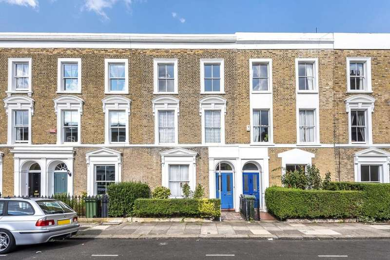 3 Bedrooms Terraced House for sale in Wilkinson Street, Stockwell