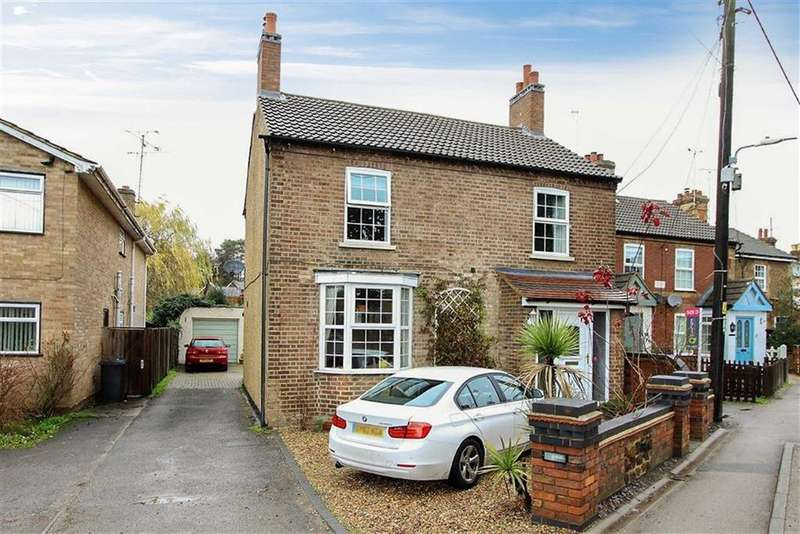 3 Bedrooms Link Detached House for sale in Woburn Road, Heath And Reach