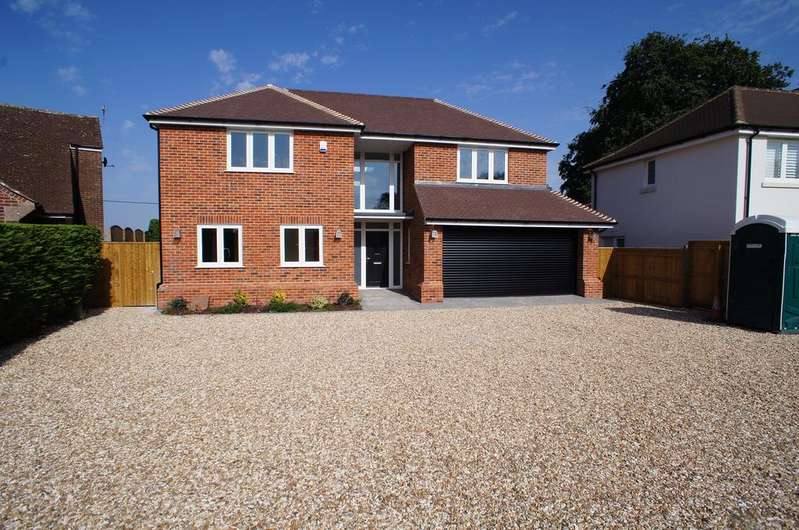 5 Bedrooms Detached House for sale in Lydiard Millicent, Swindon, Wiltshire