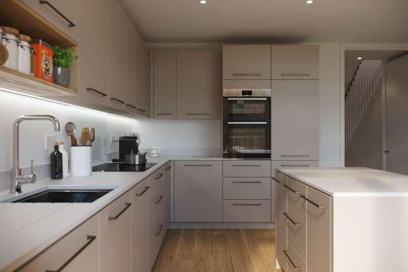 4 Bedrooms Property for sale in Marchington, Kitchener Barracks Dock Road, Chatham, ME4
