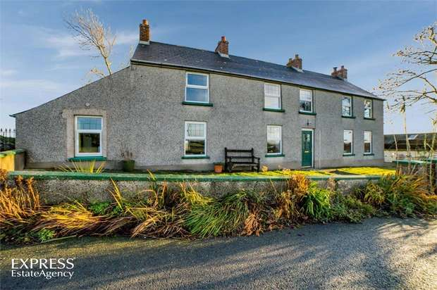 4 Bedrooms Detached House for sale in Inishargy Road, Kircubbin, Newtownards, County Down