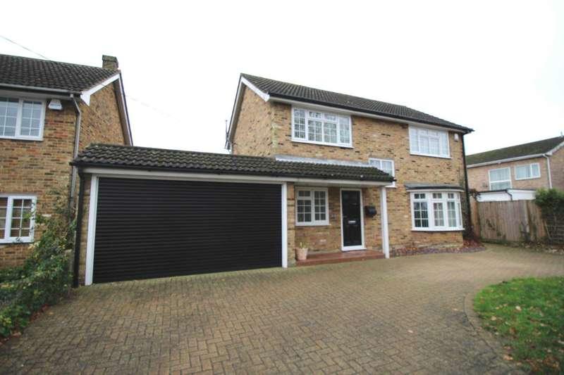 3 Bedrooms Detached House for sale in Tiptree Road, Wickham Bishops