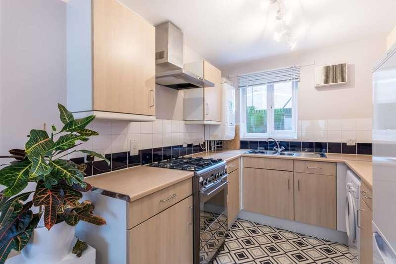 1 Bedroom Flat for sale in Cropley Street, Islington, N1