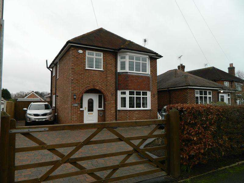 3 Bedrooms Detached House for sale in Hungerford Place, Sandbach