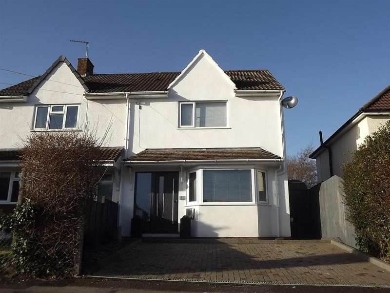 3 Bedrooms Semi Detached House for sale in Parkwall Road, Bristol, BS30 8HL