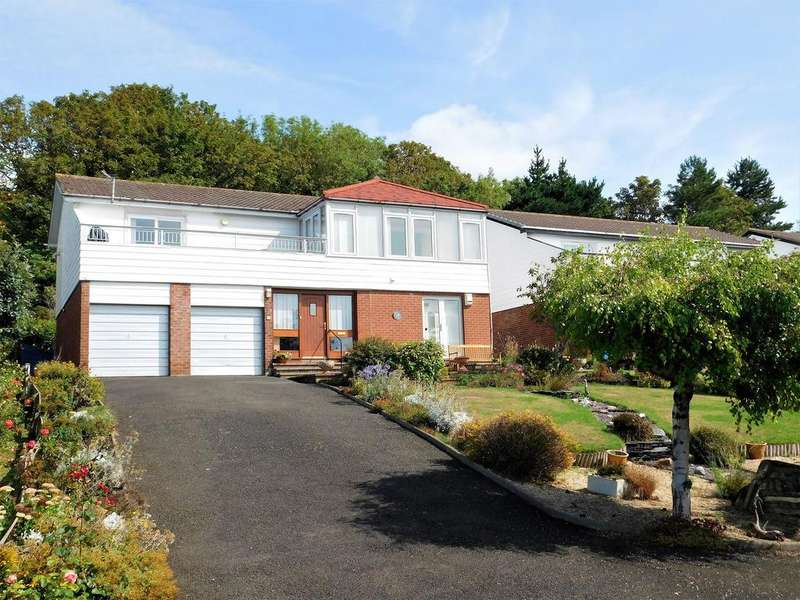 4 Bedrooms Detached House for sale in 8 West Harbour Road, Charlestown, Dunfermline